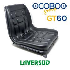 Sedile COBO GT60 con Guide per Trattore Fiat Goldoni New Holland e Altri 60604