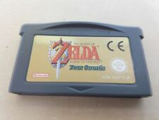 ZELDA - A LINK TO THE PAST - GameBoy Advance Game - Nintendo - Cleaned & Tested