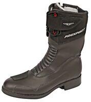 Prexport Venere Ladies Leather Waterproof Motorcycle Boots New RRP £119.99!!!