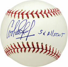"Cookie Rojas Autographed Signed MLB Baseball Royals ""5X All Star"" Beckett V68167"