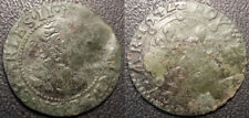 Charleville - Charles II de Gonzague - Double tournois 1642 type 24 - CGKL#634
