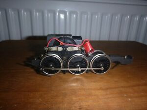 unknown powered chassis with running gear spare/repair