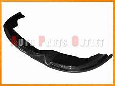 Carbon Fiber HG Style Front Bumper Lip FOR 04-10 BMW E60 M-Sport 528i 535i 550i