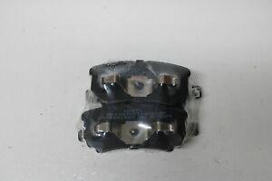 Disc Brake Pad Set-Semi Metallic Pads Rear MITTI MD1037