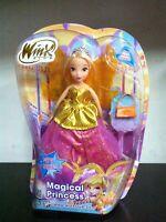 "Winx Secret of Lost Kingdom Fashion Denim DRESS for FLORA 11/"" Doll MOC 2008"
