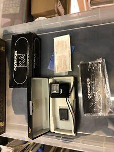 Olympus electronic flash A9M for XA