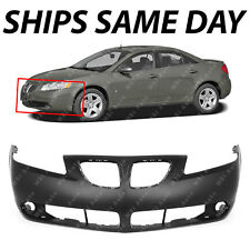 NEW Front Bumper Cover Fascia - Primered, GM1000731, For Pontiac G6, 2005-2009