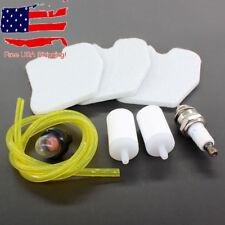 Air Fuel Filter Gas Line Kit For Husqvarna 240 240E 236 236E 235 235E Chainsaw