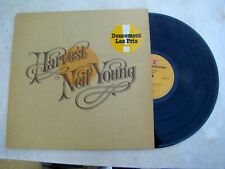 vinyle 54 005 - Neil Young - Harvest - germany