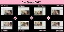 US 3135 Raoul Wallenberg 32c plate single MNH 1997