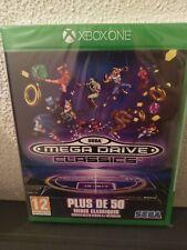 jeu Mega Drive Classics - Neuf Sous Blister - Xbox One