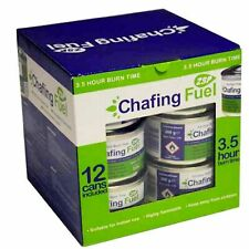More details for zodiac chafer gel ethanol fuel 3.5 hour (pack of 12)
