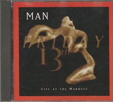 Man - Friday 13th / Live at the Marquee, CD