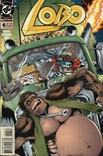 DC Lobo #6 (Jun. 1994) Mid Grade