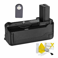 Vivitar Battery Grip for Sony A6300 + Deluxe Cleaning Kit