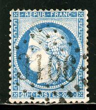 FRANCE 37 ob GC 3106 REMIREMONT,VOSGES,tout petit pli d'angle,prix intéressant