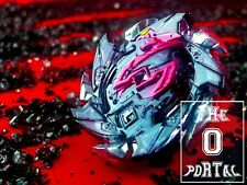 TAKARA TOMY Beyblade BURST Z B-113 Hell Salamander .12.Op Ver.JP -ThePortal0