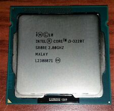 Intel SR0RE Core i3-3220T 2.80GHz 3M 5.00GT/s 3rd GEN Socket 1155 CPU Procesador