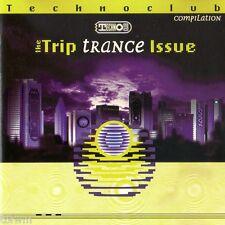 Techno Club - The Trip Trance Issue - CD - TRANCE - PROGRESSIVE TRANCE