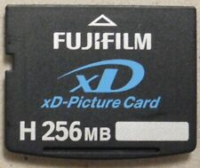FUJIFILM XD H PICTURE MEMORY CARD 256MB CHEAP
