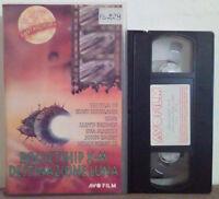 VHS FILM Ita Fantascienza ROCKETSHIP X-M DESTINAZIONE LUNA ex nolo no dvd (V33)
