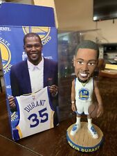 2016 Golden State Warriors Debut Kevin Durant Bobblehead New In Box. 11/28/16