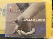 SONO - KEEP CONTROL - 5 TRACKS VERSION - cd singolo slim case copia campione