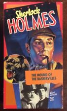 The Hound of the Baskervilles VHS 1988 Basil Rathbone Preowned VHSshop.com