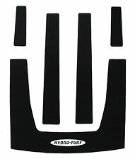 Hydro-Turf Self Adhesive Black Deck Mats Polaris All SL/Pre '99 SLX/99-01 Pro785