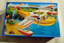 mit Pilot und Wassertank von Playmobil Löschflugzeug von Playmobil Abenteuer