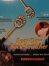 "BEAR CLAW TELESCOPIC ~THE ULTIMATE BACK~SCRATCHER, EXTENDABLE TO 23"" U.S. SELLER"