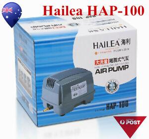 Hailea HAP-100 High-power Silent Air Pump Oxygen Pump Air Compressors Fish Tank