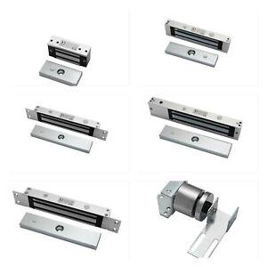 12V Elektromagnet Türöffner Zugangsöffner Magnetverriegelung Magnet Zugmagnet