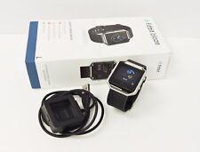 Fitbit Blaze Smart Fitness Watch - Large, Black