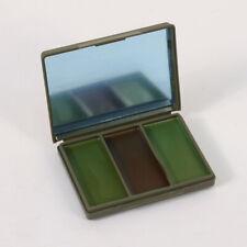 Camouflage Face Paint. Camo Compact CAMTECH Military Cam Cream. Tropical CAM047