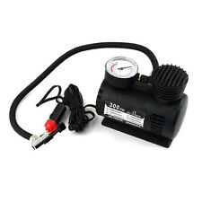 Portable 12V Car Motor Bike Tyre Electric Pressure Air Compressor Pump Mini