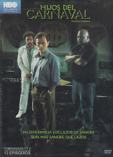 Hijos Del Carnaval: Seasons 1& 2, Blu-ray, FREE SHIPPING, SEALED, BRAND NEW, HBO