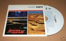 "DURAN DURAN Planet Earth / Late Bar 7"" & 12"" Versions CD Single"
