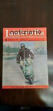 RARE and original NOTIZIARIO LAMBRETTA n.4 luglio - agosto 1952