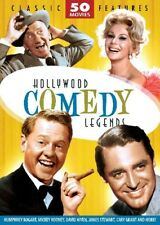 HOLLYWOOD COMEDY LEGENDS 50 CLASSIC FEATURES New 12 DVD