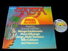 FANIA ALL STARS/SALSA/MANU DIBANGO/SANTANA/BILLY COBHAM/LATIN FUNK/FANIA/GERMAN