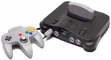 Console Nintendo 64 en Parfait Etat de fonctionnement + Câbles + Manette !!!