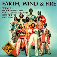 Earth, Wind & Fire - Collection Gold (CD-Album) 1994