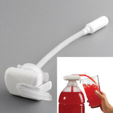 Electric Automatic Juice Water Tap Beverage Drink Straw Dispenser Party Splitter
