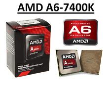 AMD A6-7400K Dual Core Processor 3.5 - 3.9 GHz, Socket FM2+, 65W CPU