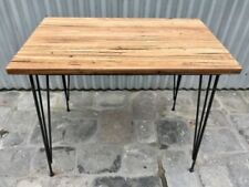 Stainless Steel Rectangular Industrial Tables
