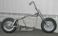 KraftTech Swingarm Frame Shovelhead Panhead Rolling Chassis Roller Bobber Harley