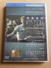 "DVD ""THE SOCIAL NETWORK"" 2 DISCHI 2011"