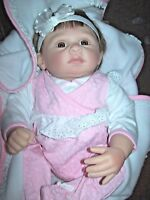 """LEE MIDDLETON / MICHELE FAGAN SIGNED """"BABY CASSIDY"""" W / BLANKET, BIBLE & COA"""