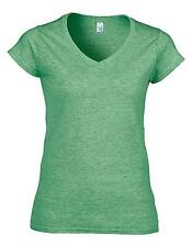 Softstyle Ladies´ V-Neck Damen T-Shirt %7c Gildan